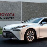 El Toyota Mirai 2021 establece récord mundial y recorre más de 1,300 km sin emisiones