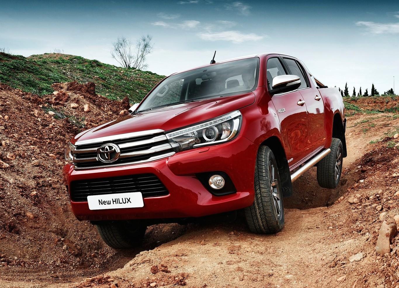 Toyota hilux 2020 mexico precio