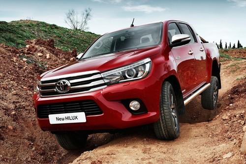 Toyota Hilux Diesel: Precios, versiones y equipamiento en México