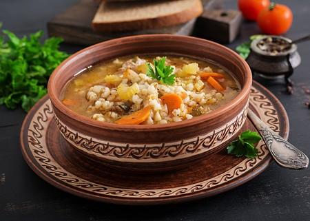 Menus Completos Para Semana Agosto Menu Semanal Comer Alimentos Alimentacion Verano Consome