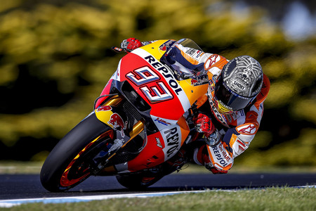 Marc Marquez Motogp Honda 2017 2