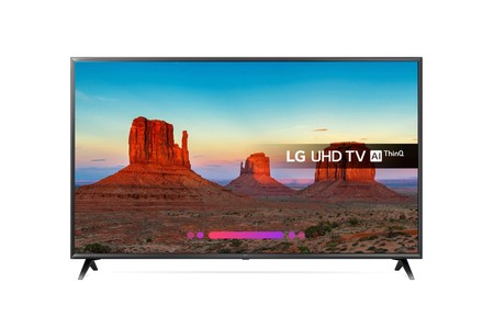 Smart TV de 65 pulgadas LG 65UK6300, con resolución 4K, por 599,99 euros en eBay