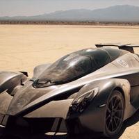 Tachyon Speed: un hiperdeportivo eléctrico de 1.268 CV nacido en California
