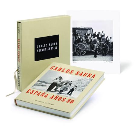 Libro Carlos Saura Espana Anos 50