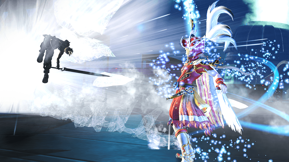 Foto de Dissidia Final Fantasy (5/18)