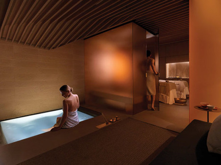 Spa privado Four Seasons Milan