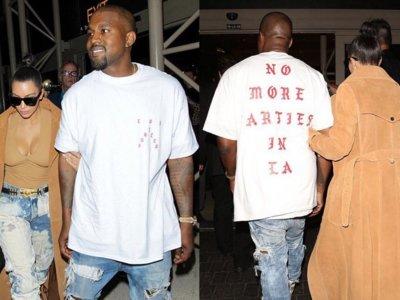 Kanye West es acusado de vender ropa 'cara y de mala calidad' en su pop-up store de Londres