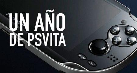 Un año de PS Vita