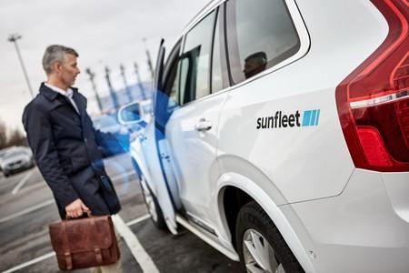Volvo entra a la moda del transporte compartido con Sunfleet