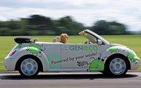 Volkswagen New Beetle movido por biogás