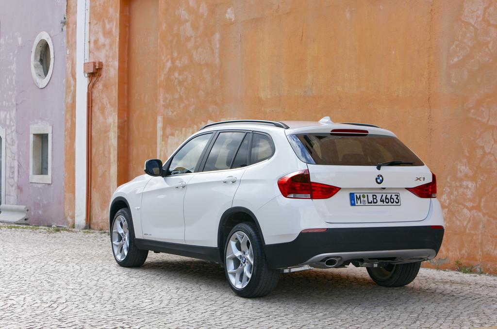 Foto de BMW X1 (57/120)