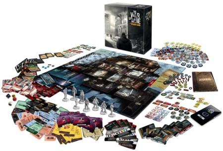 This War of Mine se apunta a la moda de los juegos de mesa financiados en Kickstarter