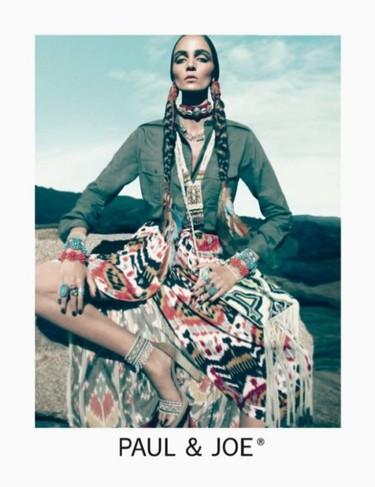 Yo india, yo fashion ¿y tú Joe? Campaña Primavera-Verano 2012