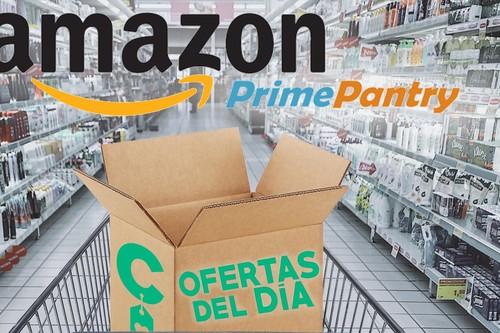 Mejores ofertas del 10 de Octubre para ahorrar en la cesta de la compra con Amazon Pantry