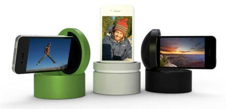 Galileo, soporte multifuncional para iPhone