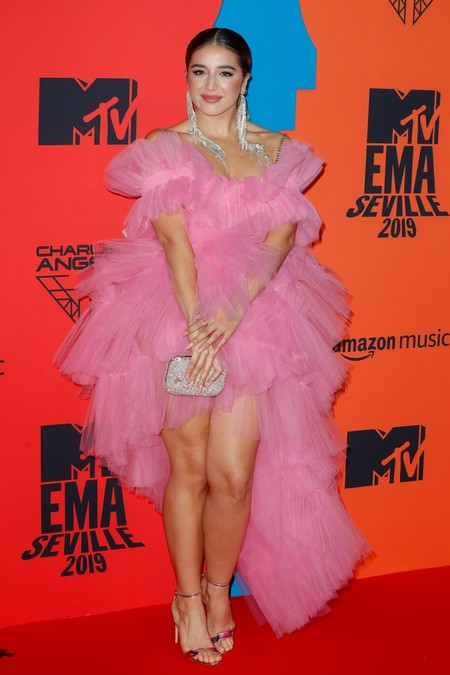 Lola Indigo Mtv Europe Music Awards 2019 3