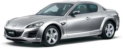 El Mazda RX-8 continua su vida comercial (rectificación)