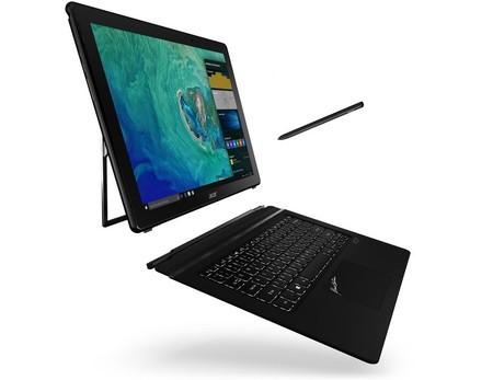 Switch 7 Black Edition, Acer nos demuestra que un dispositivo fanless puede montar una GPU Nvidia