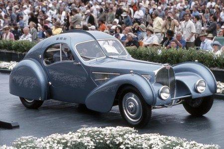 Nuevo récord en una subasta: un Bugatti muy especial es el coche más caro del Mundo