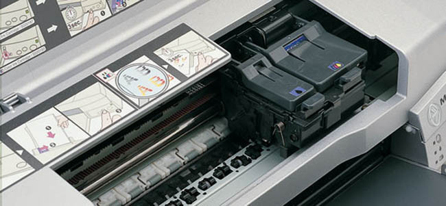 Inyectores impresora