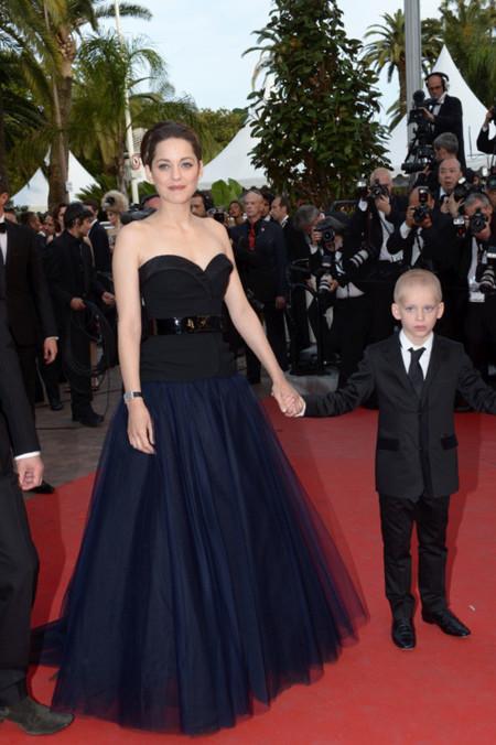 Marion Cotillard mejor vestidas Festival Cannes