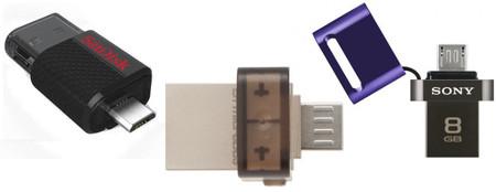 Memorias con USB y microUSB, ¿interesantes para la empresa?