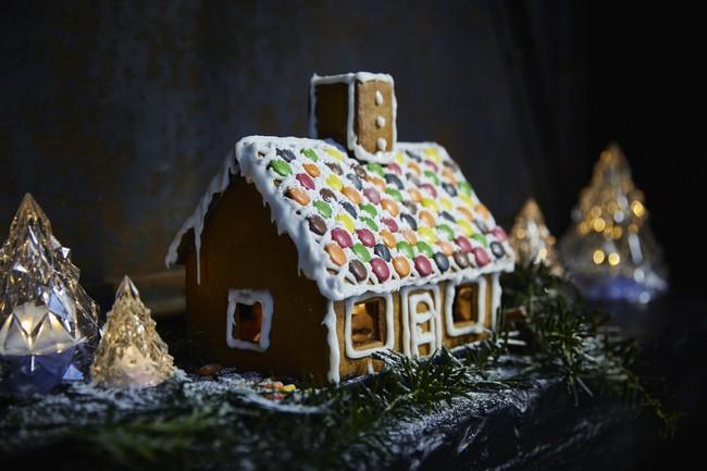 Ikea Coleccion Navidad 2017 Ph146332 Vintersaga Casa Bizcocho Jengibre Lowres