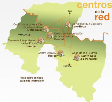 La observación directa de aves mediante la red de turismo ornitológico 'Vultouris'