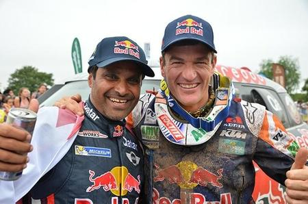 Coma Nasser Etapa13 Dakar2015