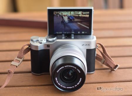 Fujifilm X A5 05