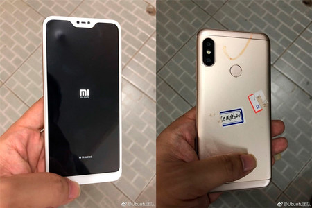 Primeras imágenes filtradas del Xiaomi Redmi 6: notch y Android One para la renovación de su gama entrada