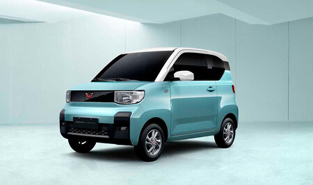 David contra Goliat: este es el pequeño coche eléctrico que ha vencido en ventas al Tesla Model 3 en China