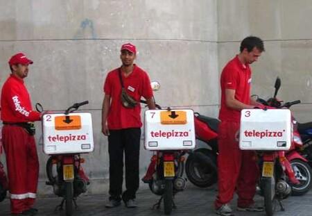 Telepizza Reparto