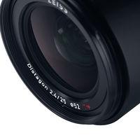 Zeiss presenta el nuevo Loxia 25 F2.4 para los amantes de la fotografía de paisaje y arquitectura