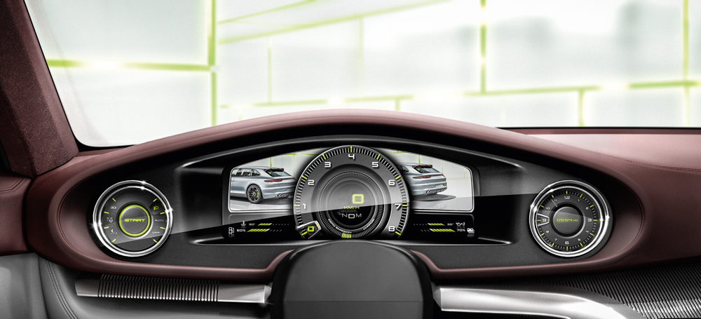 Foto de Porsche Panamera Sport Turismo (13/17)