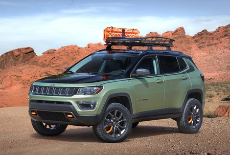 Jeep R Trailpass Concept