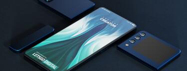 Esta patente de Xiaomi revela un smartphone modular con batería y cámara extraíbles