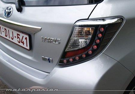 Toyota Yaris HSD presentación en Ámsterdam 10