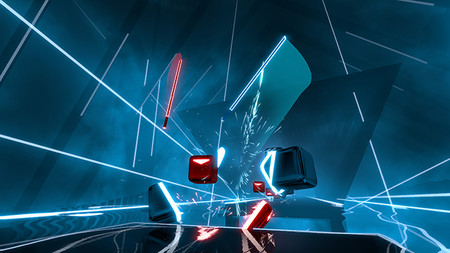 Beat Saber Screen 02 Ps4 Us 19nov18