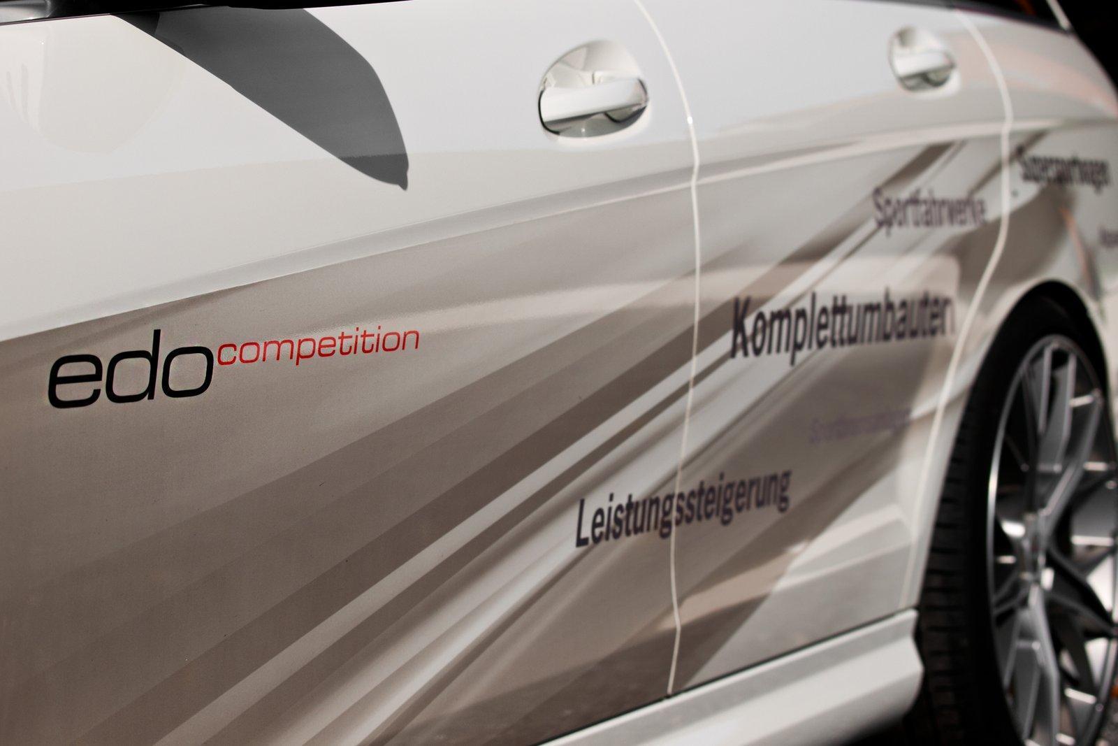 Foto de Mercedes C63 AMG Wagon por Edo Competition (14/16)