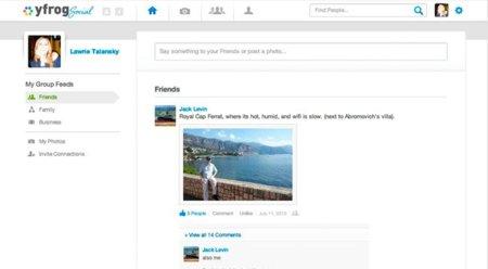 Imageshack apuesta por una red social propia con Yfrog Social