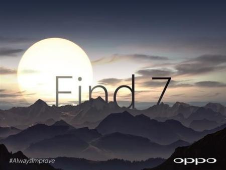 Oppo Find 7 podría llegar a los 50 megapíxeles en su cámara principal