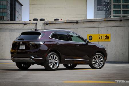 Buick Envision Avenir 2021 Prueba De Manejo Opiniones 25