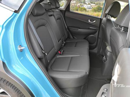 Hyundai Kona 1 6 Hibrido Prueba Asientos