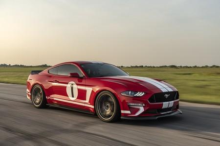 Hennessey fabrica el coche número 10 mil: un monstruoso Mustang de 808 hp