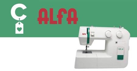 Amazon tiene la máquina de coser Alfa Next 30+ Spring rebajada más de 140 euros para iniciarte en la costura al mejor precio