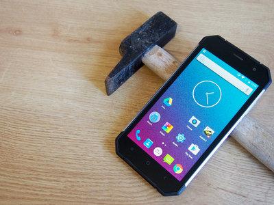 Nomu S30, análisis: una review que termina con el teléfono cayendo desde un tercer piso