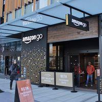 ¿Imaginas un supermercado sin línea de cajas para pagar tus compras? Así es Amazon Go (y ya es una realidad)