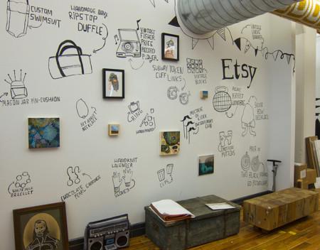 Wall Street, 'desafiado' por un pequeño centro comercial online de artesanía y su salida a bolsa