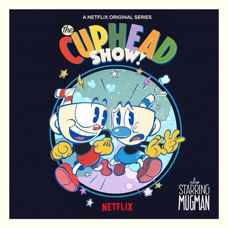 Cuphead Show Art 1024